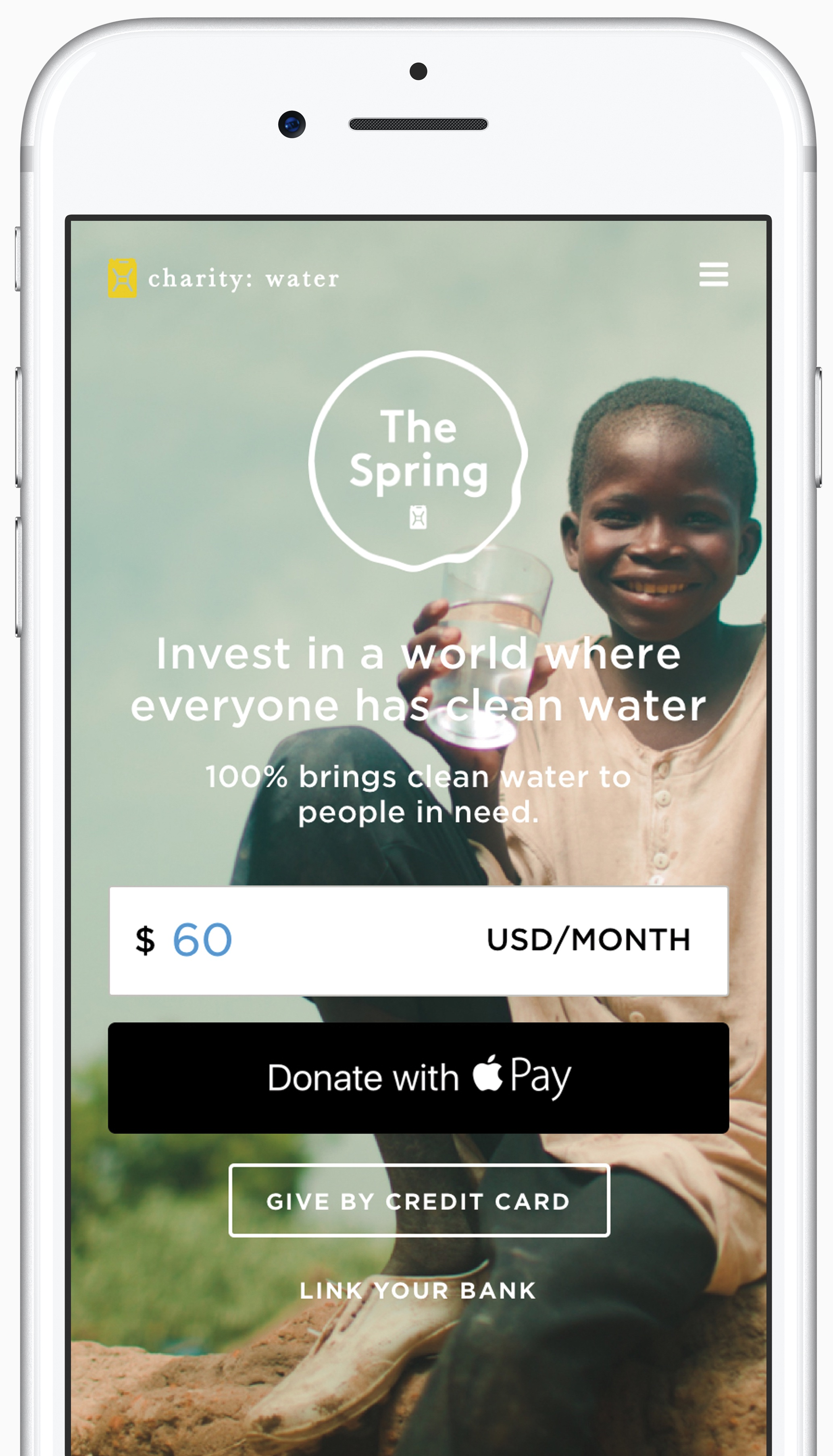 Apple PAy donations the spring teaser 001