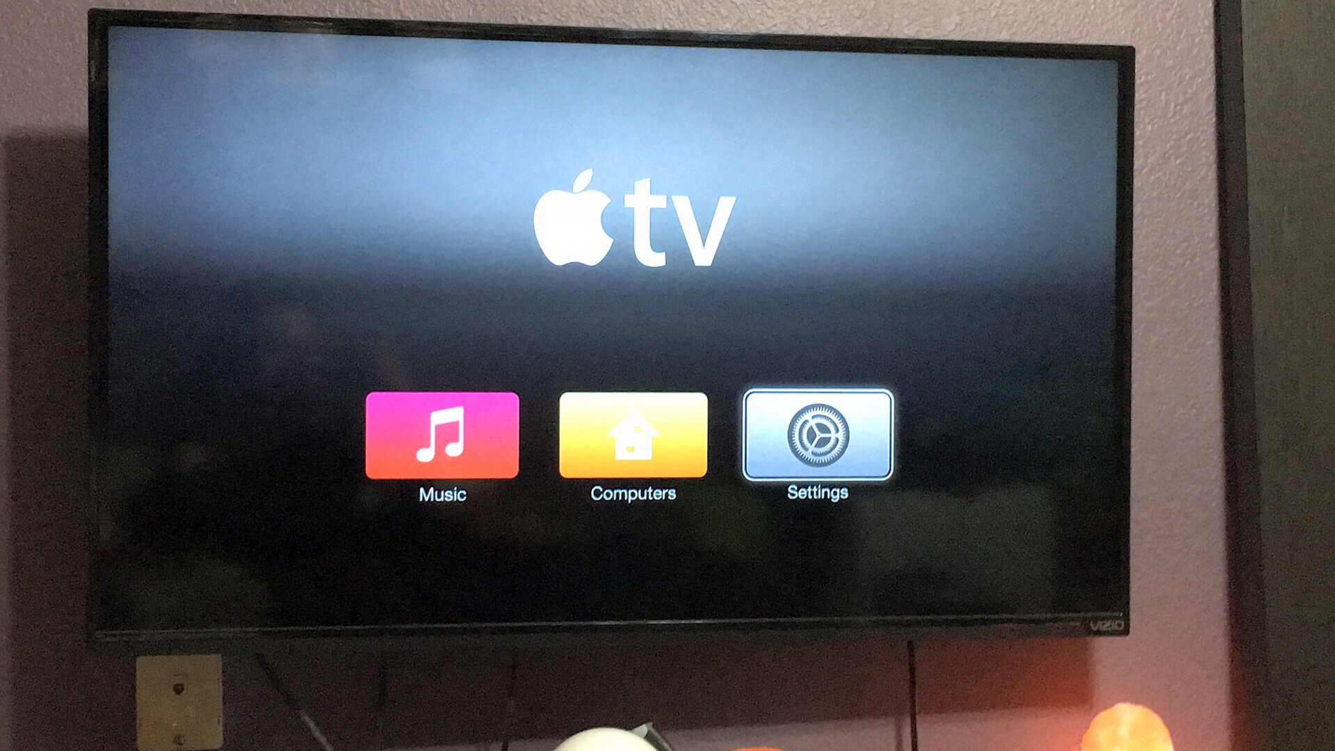 Apple TV 3rd generation issue Computer app