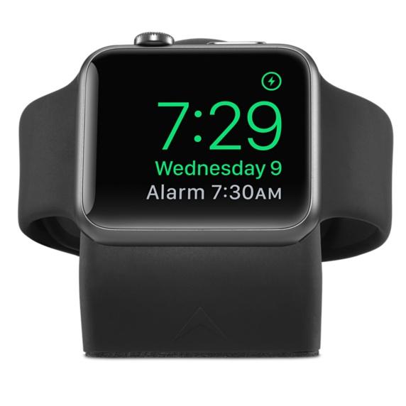 Nightstand Mode Apple Watch