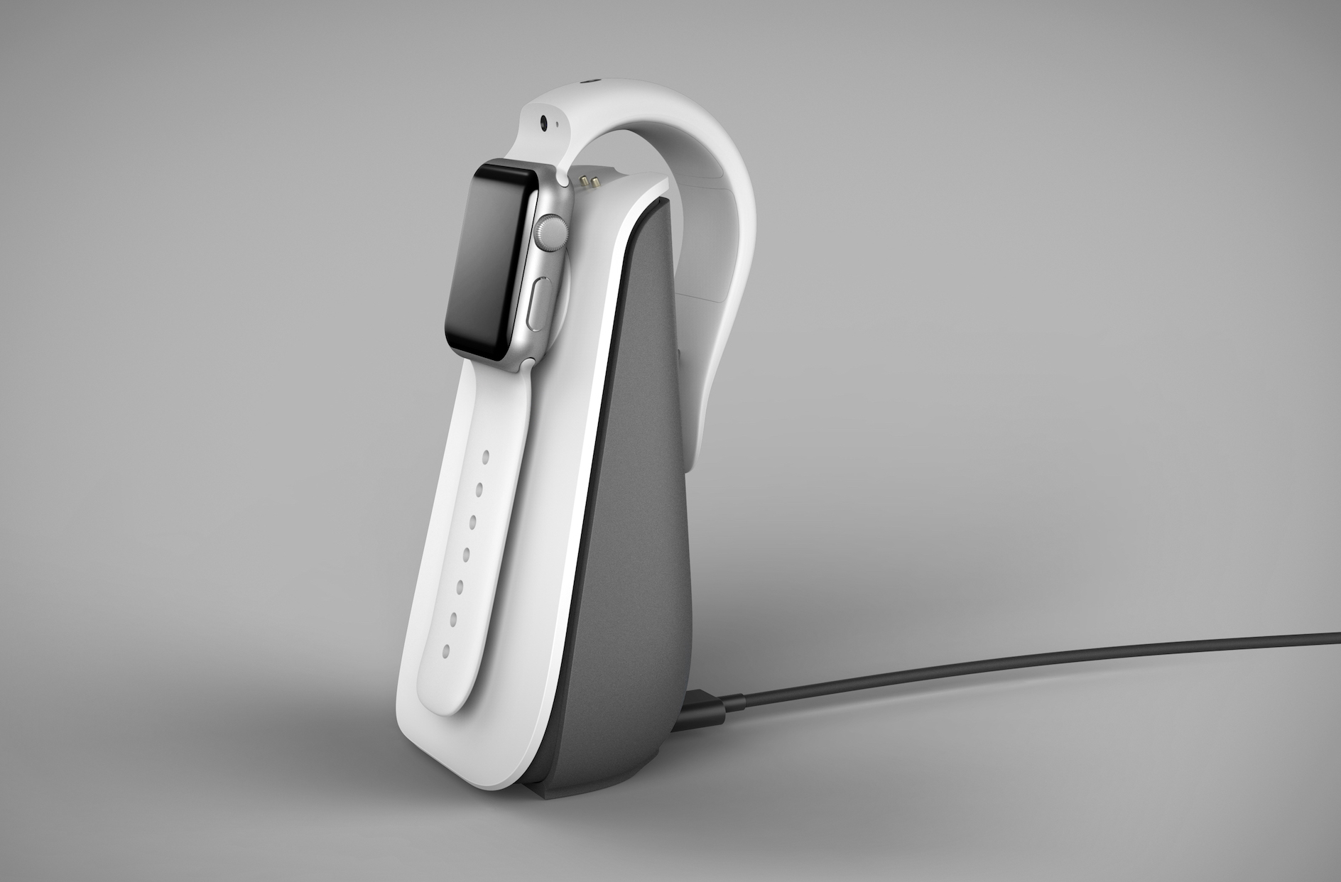 CMRA Charger Also Charges Apple Watch
