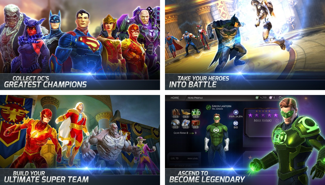 DC Legends 1.8 for iOS iPhone screenshot 001