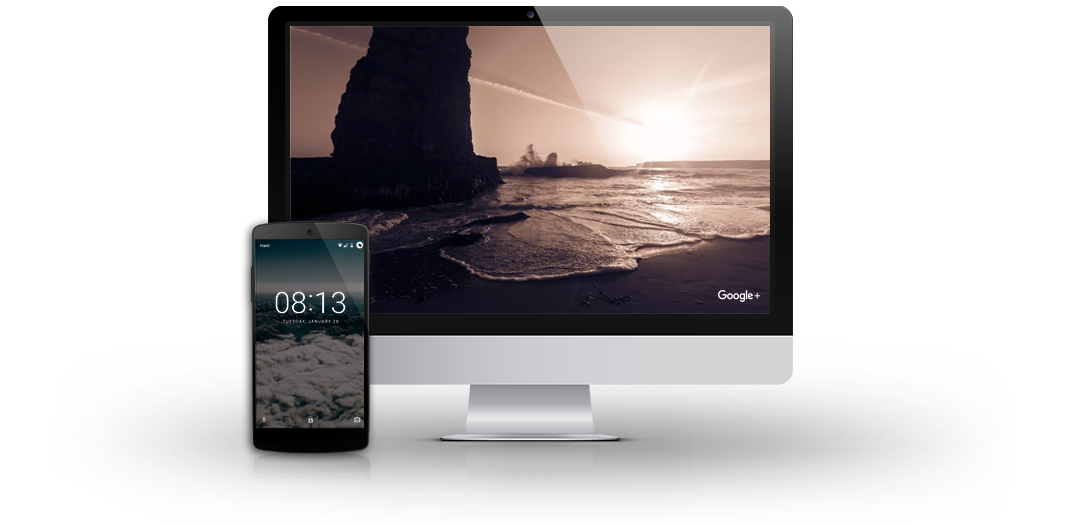Google Featured Photos screen saver for macOS teaser 001