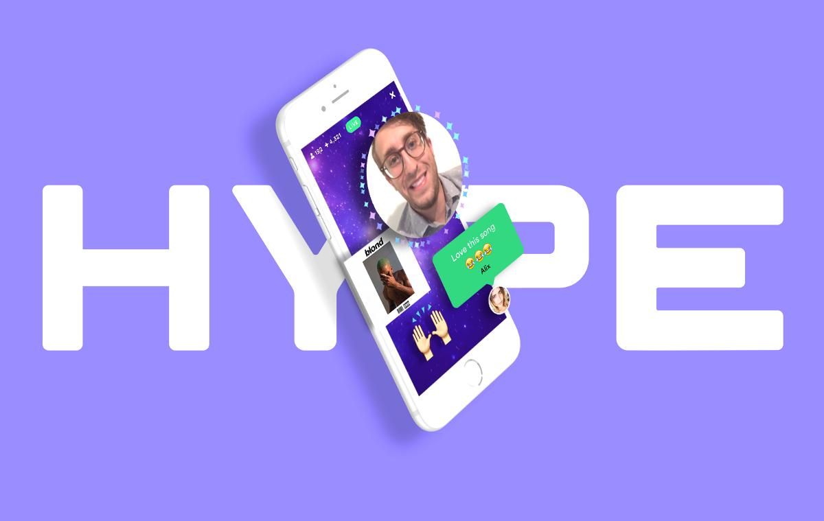 Hype 1.0 for iOS teaser 001