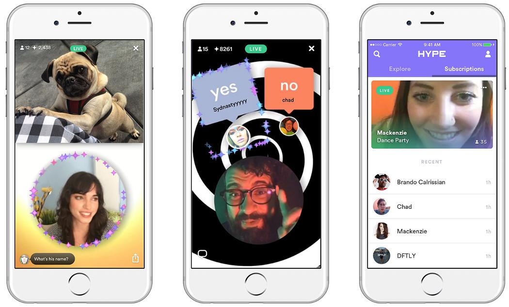 Hype 1.0 for iOS teaser 002