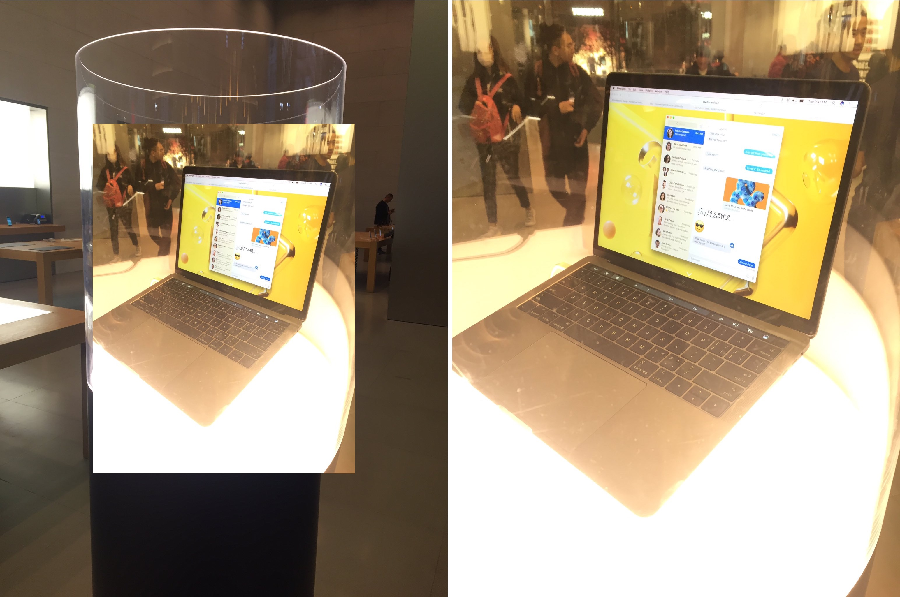 MacBook Pro Touch Bar Apple Nanjing Road image 001