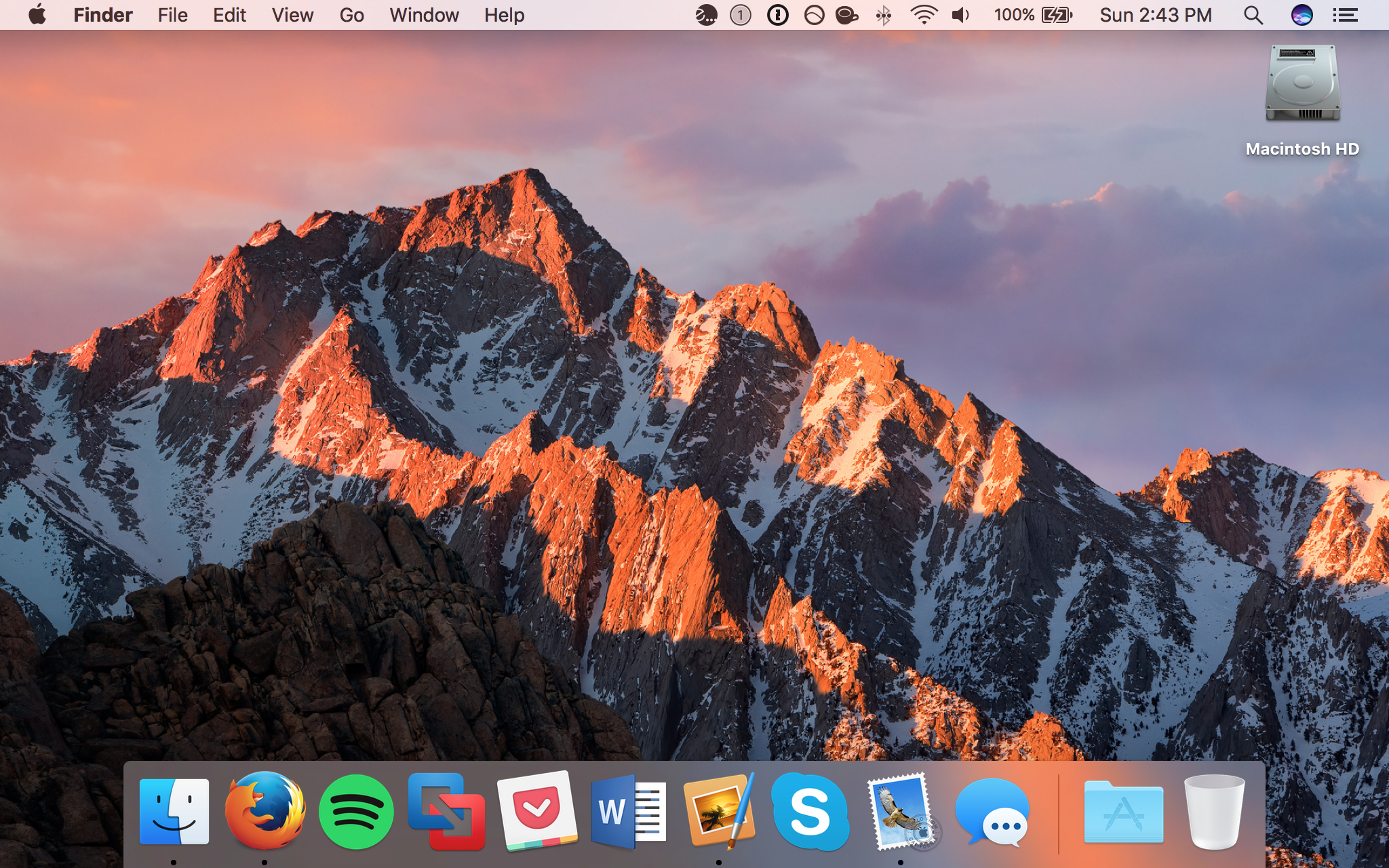 How to show the storage drive icon on your mac desktop for Immagini apple hd