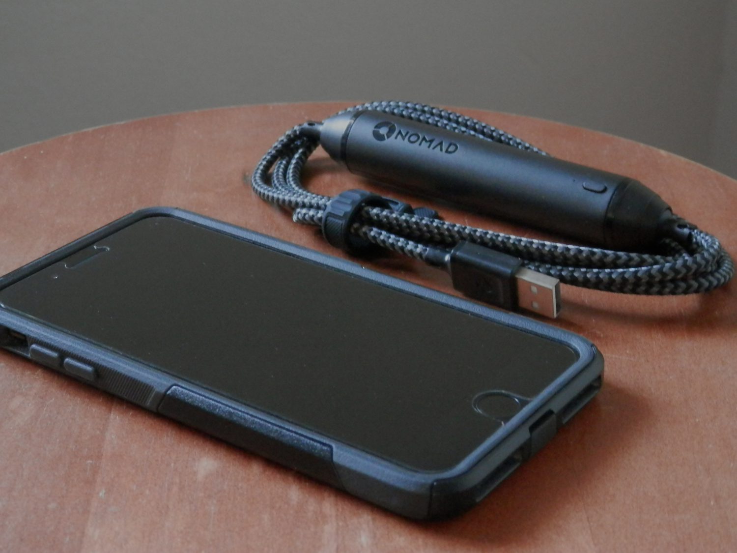 Nomad Battery Cables iPhone
