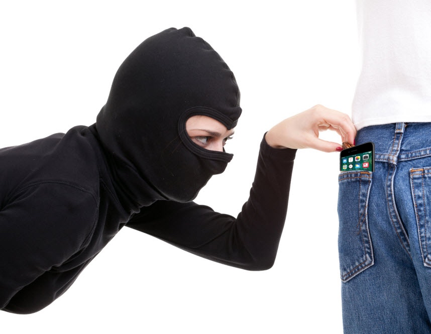 PickPocket iPhone