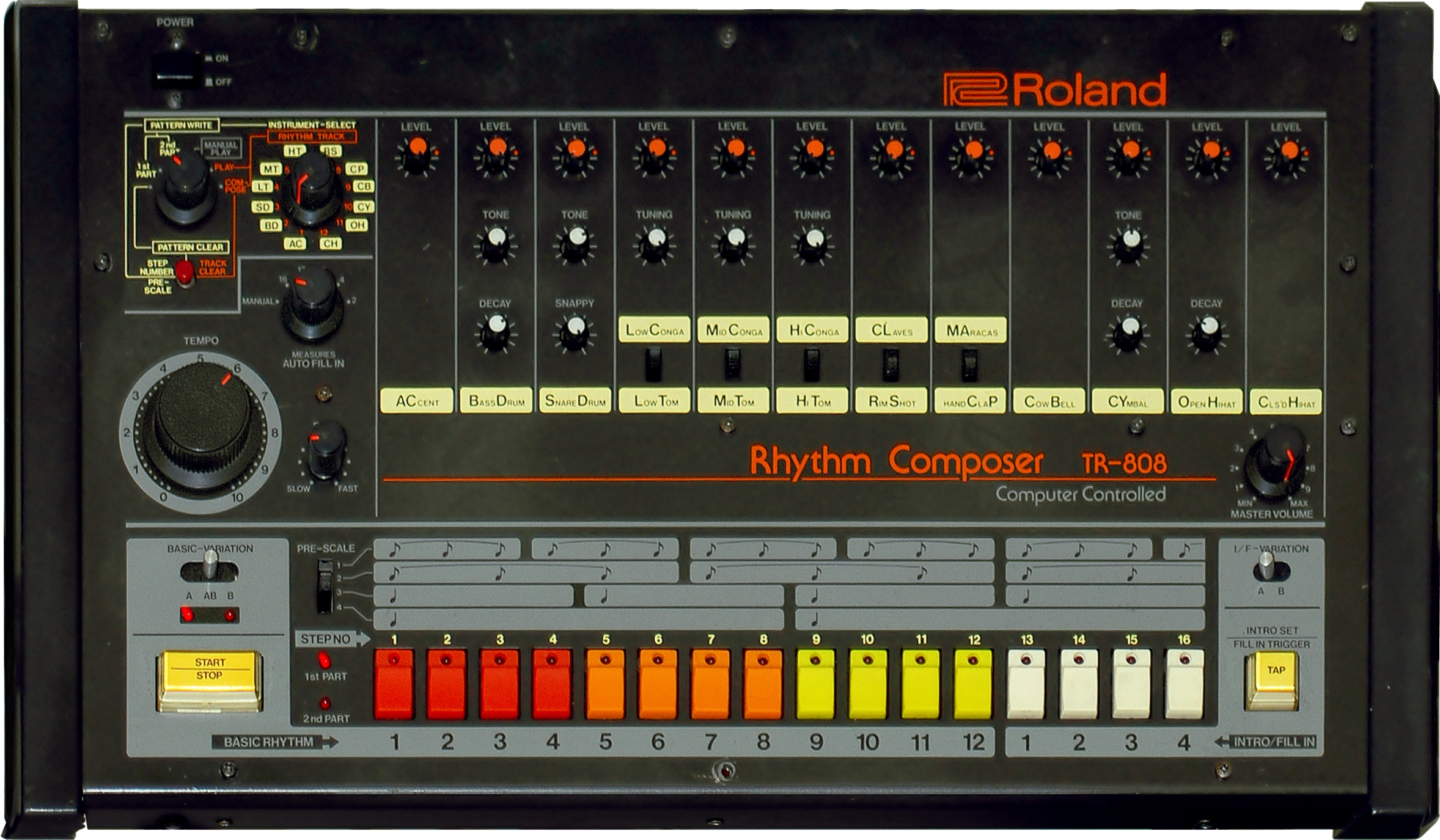 apple music to run acclaimed documentary about tr808 drum machine that changed music. Black Bedroom Furniture Sets. Home Design Ideas