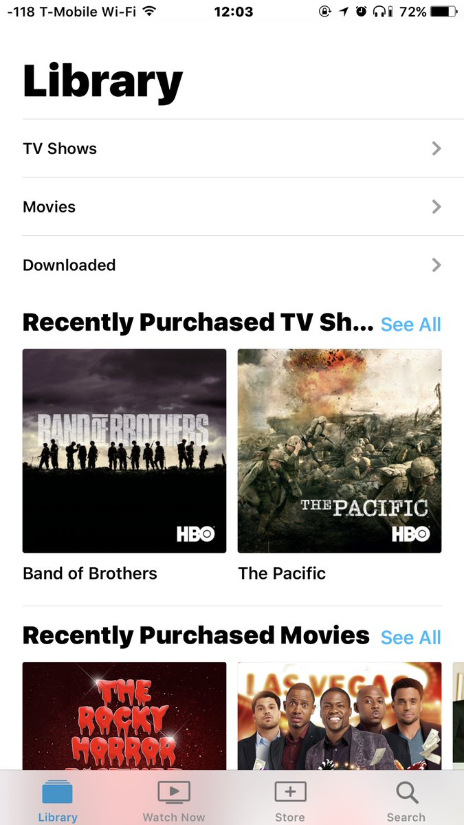 TV app beta 3