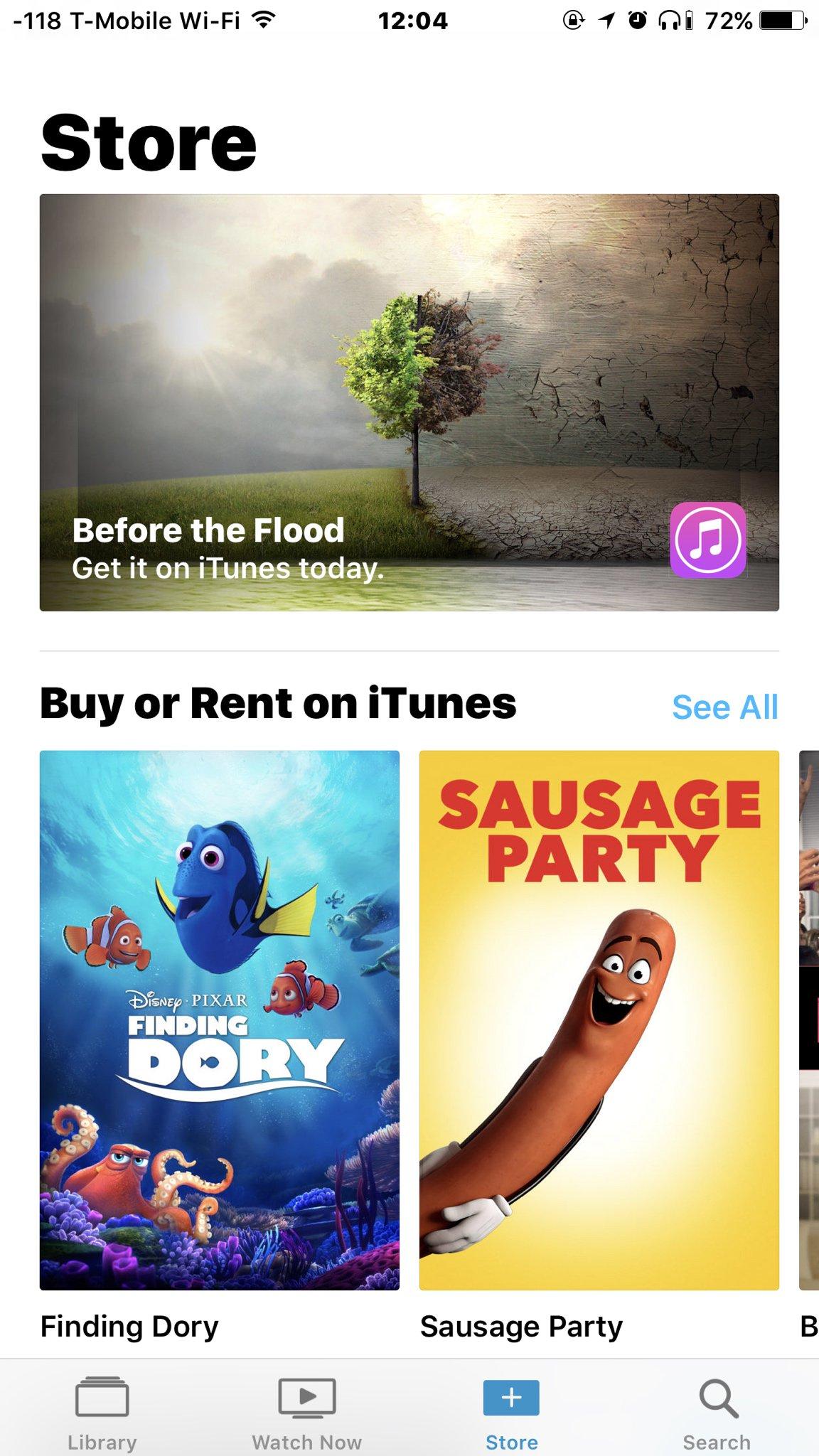 TV app beta 5