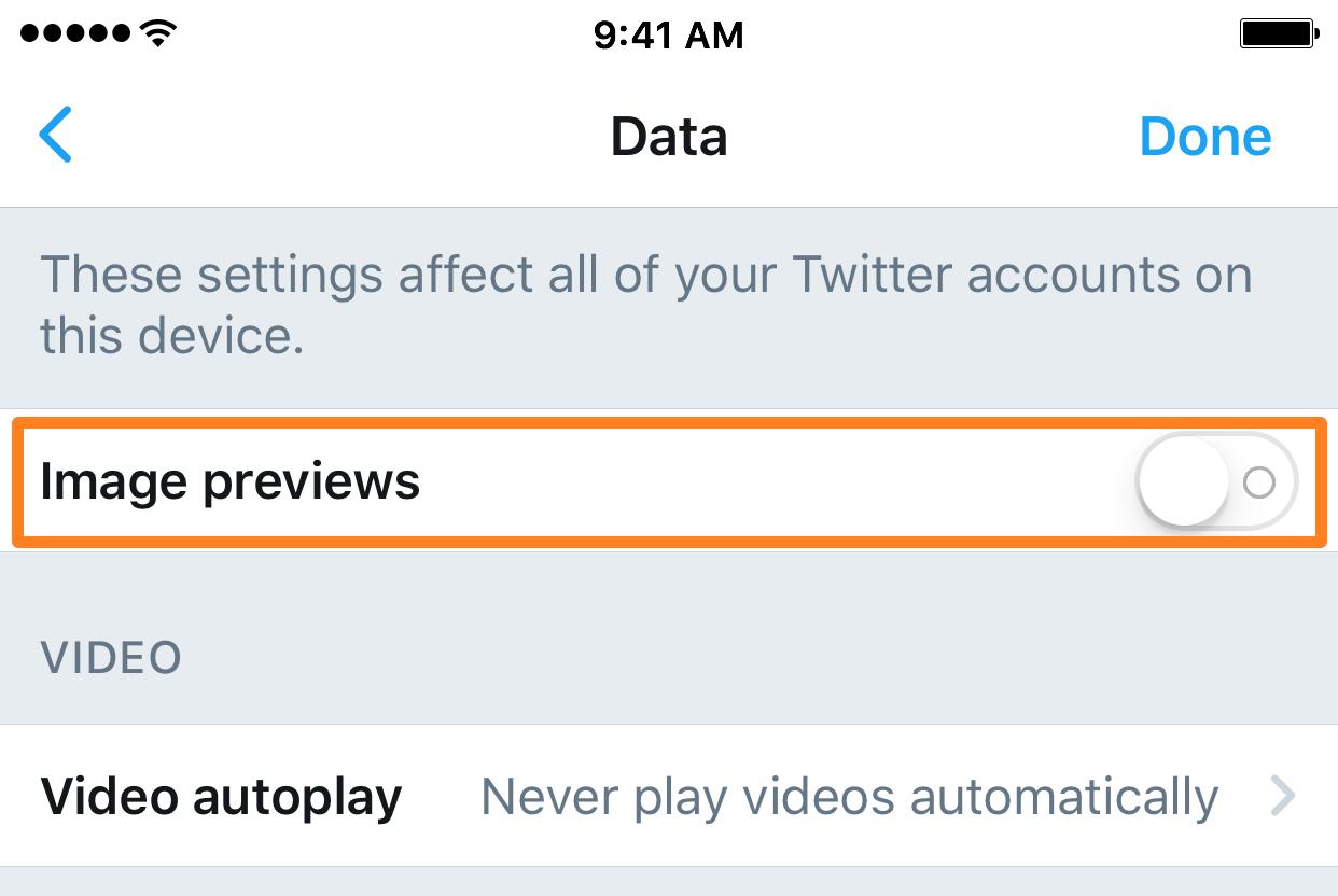 Datos celulares de Twitter 3