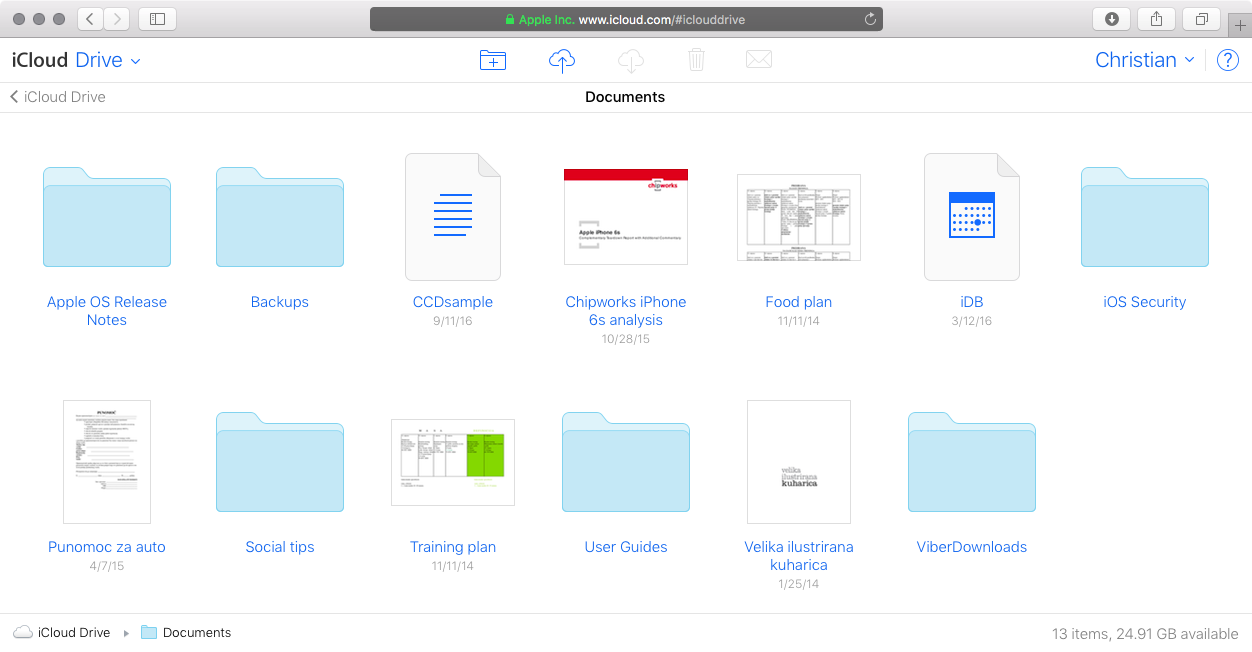 macOS Sierra Desktop and Documents sync iCLoud Drive web screenshot 002