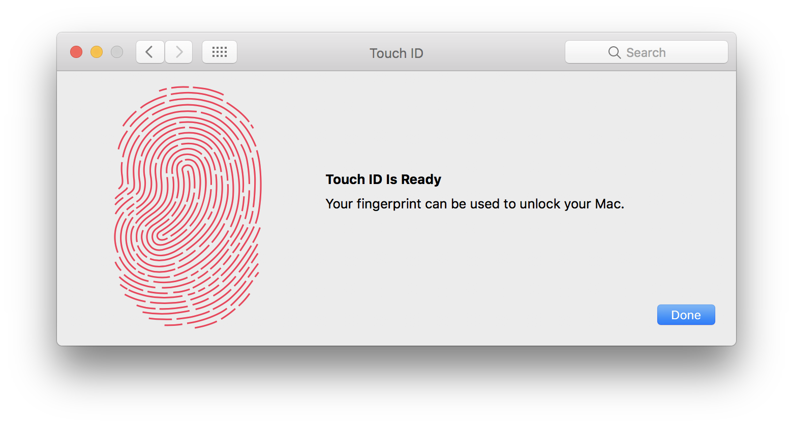 macOS System Preferences Touch ID scan fingerprint Mac screenshot 002