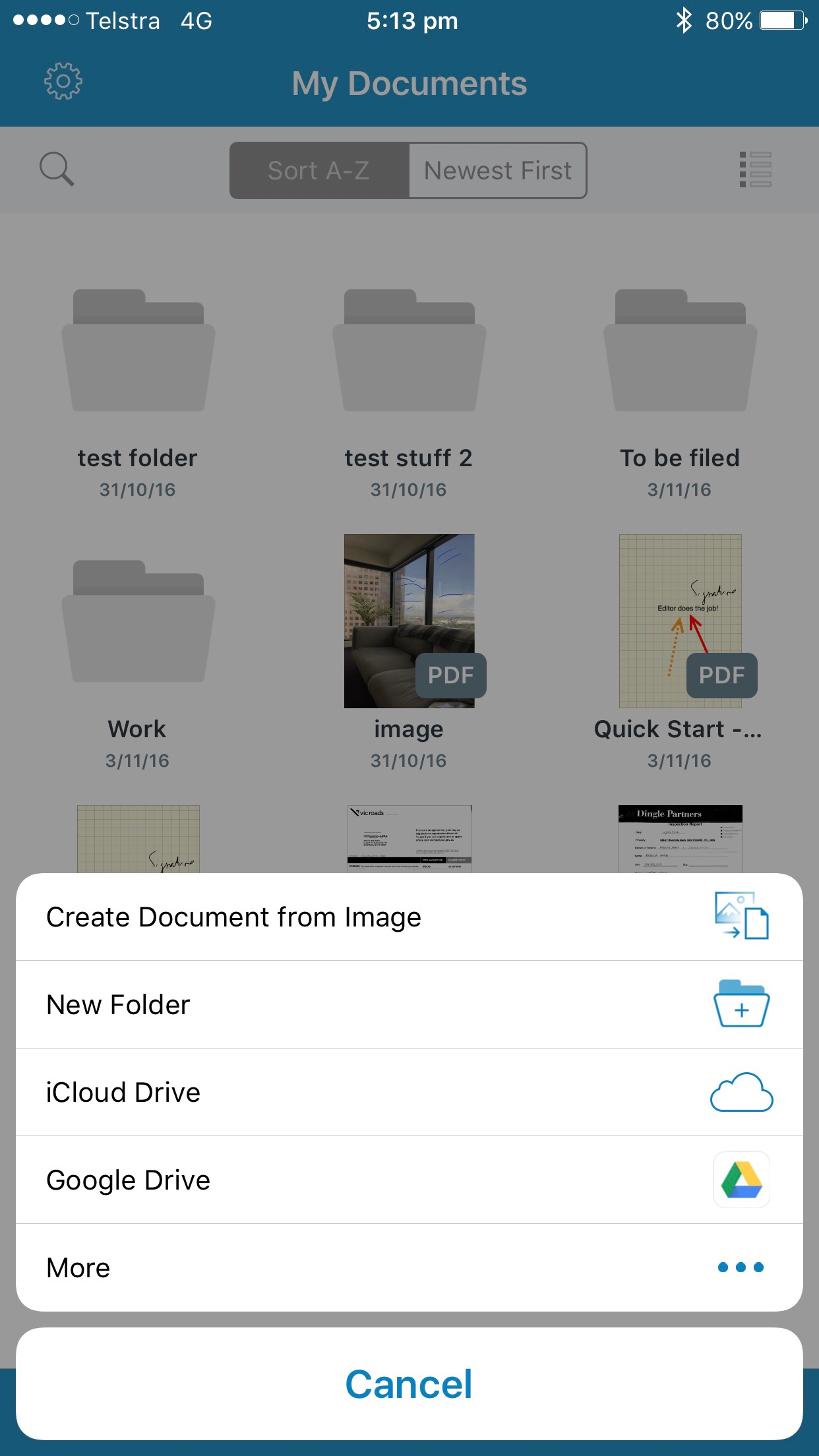 pdf viewer app home