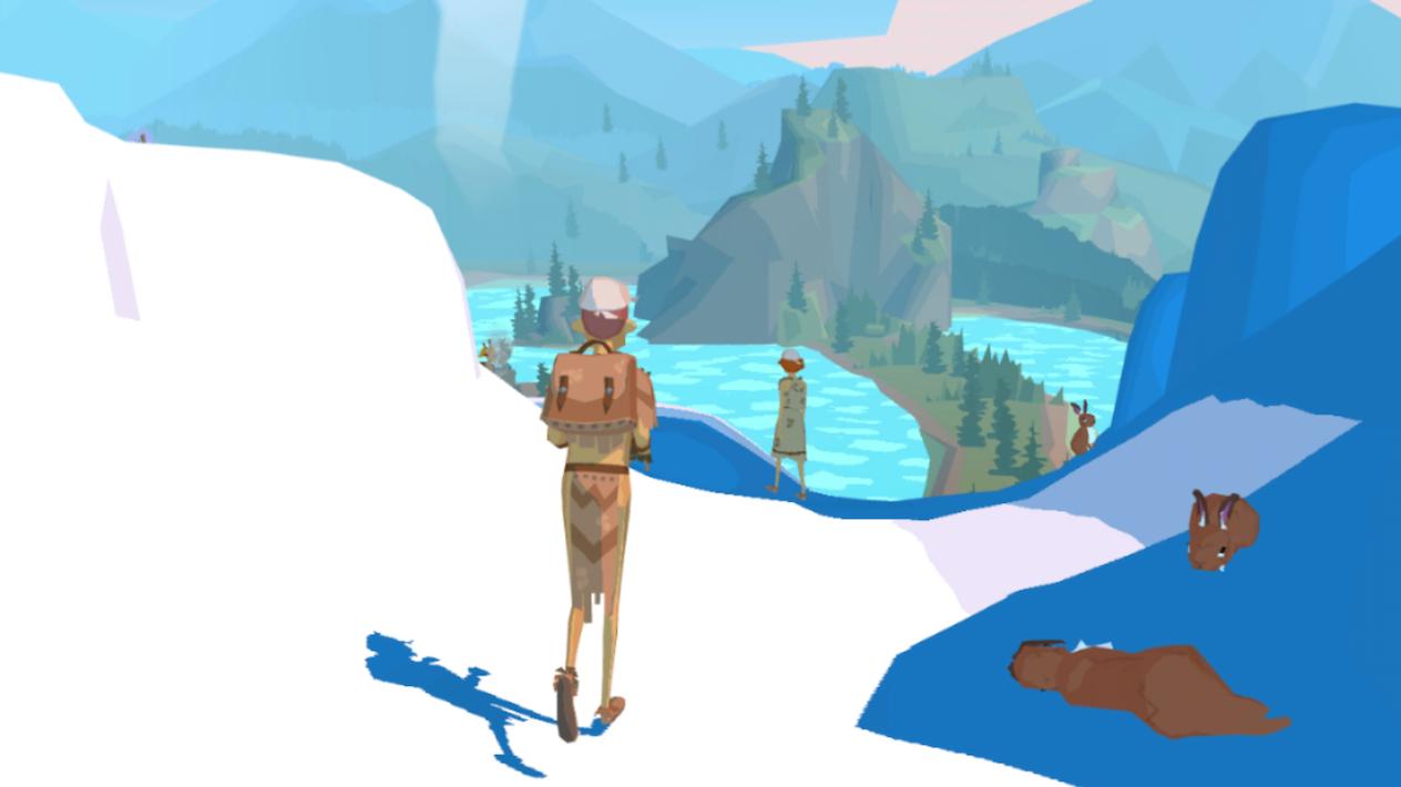 la captura de pantalla de la aplicación trail