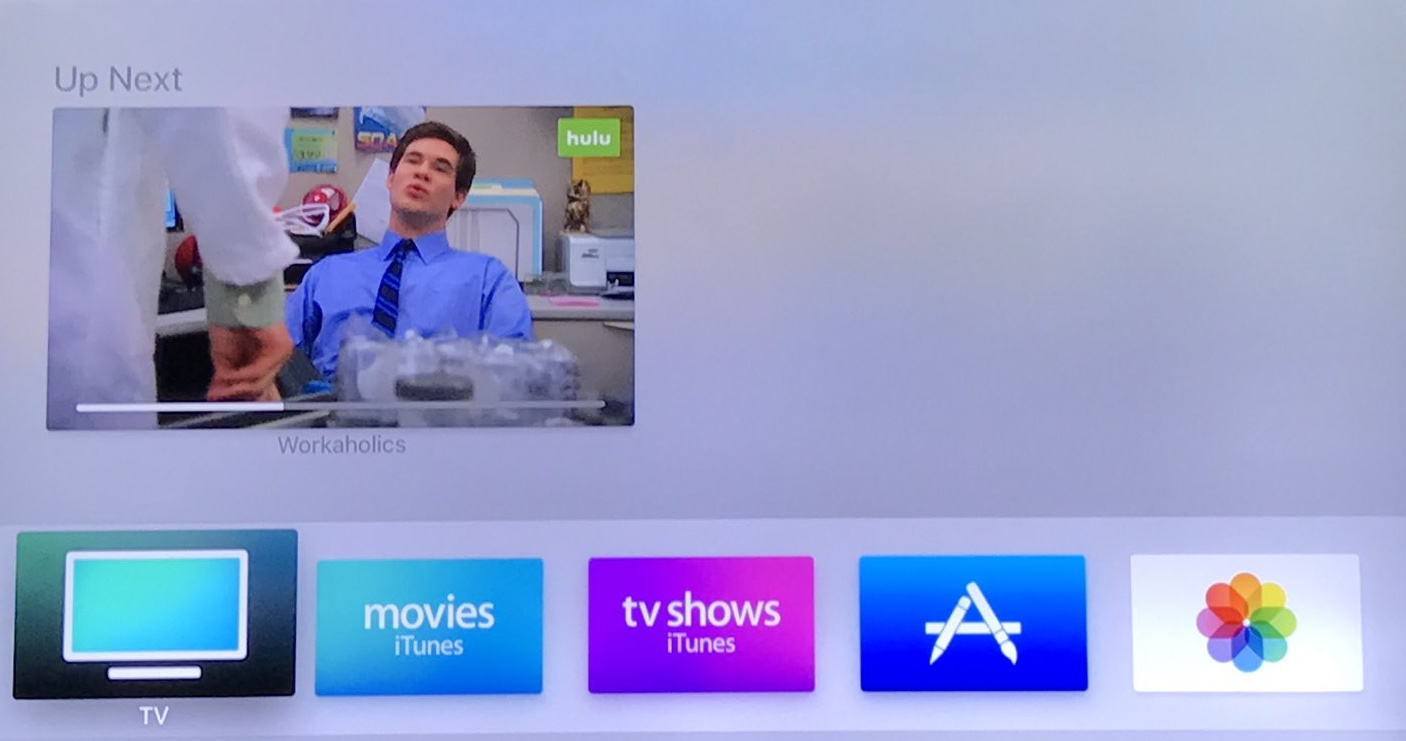 tvOS 10.1 beta 3 TV app image 001