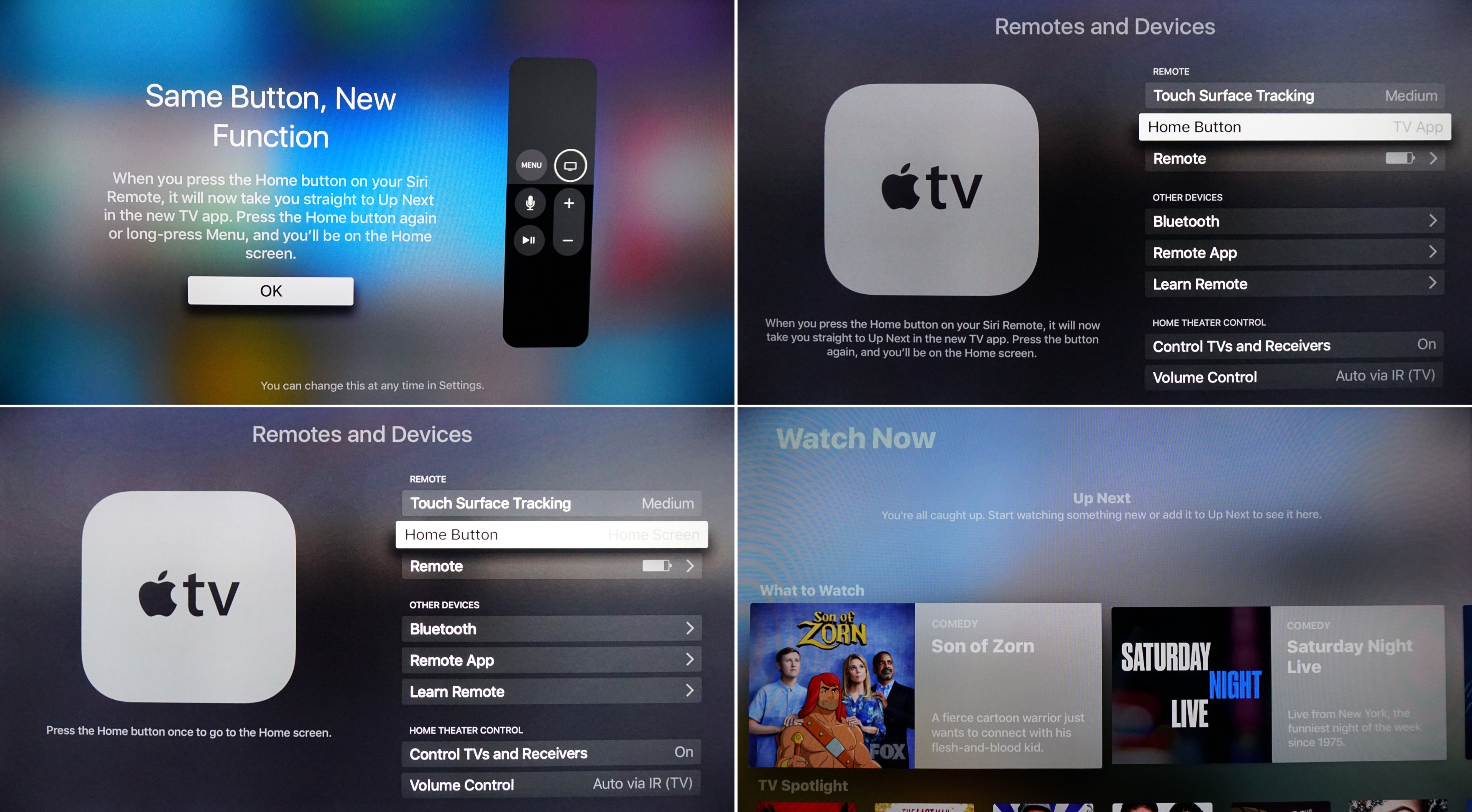 tvOS 10.1 beta 3 TV app image 002