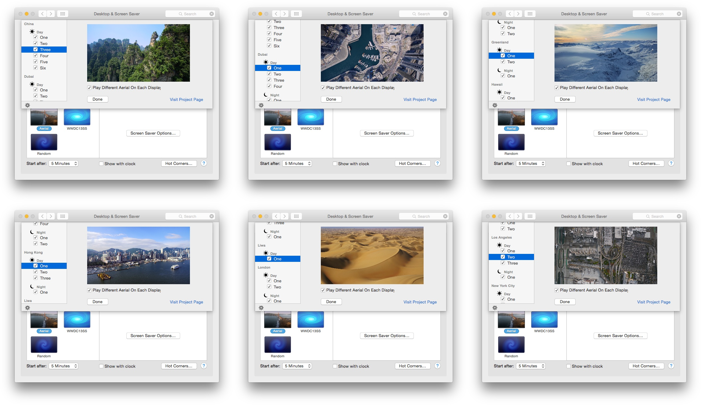 Apple Tvs Gorgeous Aerial Screen Saver Gains 21 New Videos Watch