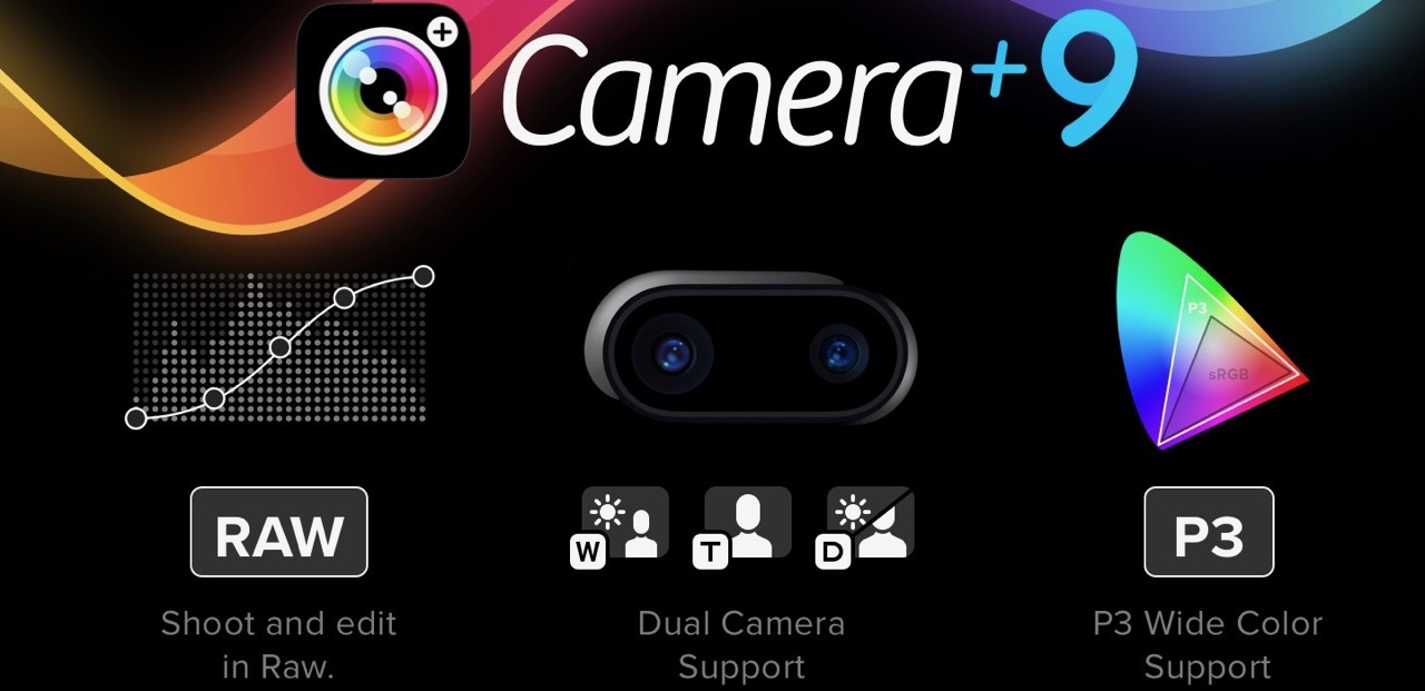 Camera Plus 9 for iOS teaser