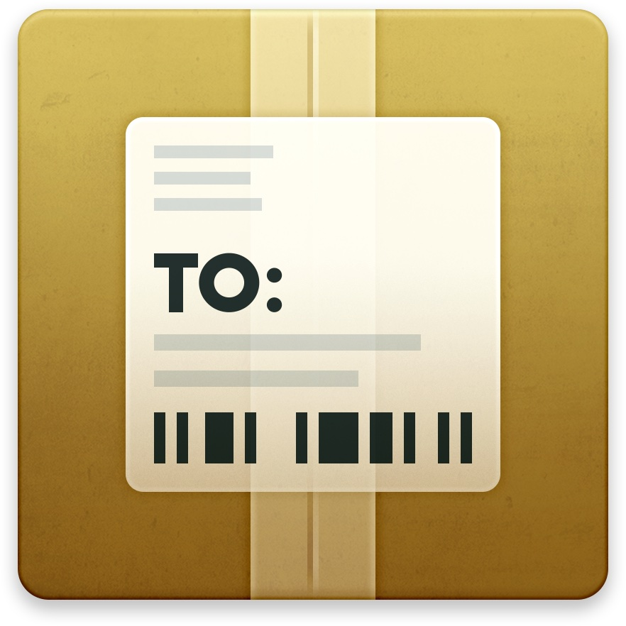 Deliveries for macOS icon full size