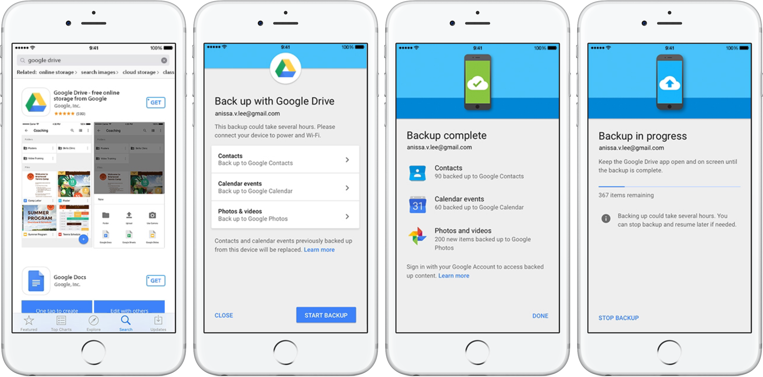 Android Calendar.Google Drive Becomes Android Migration Tool With Contacts Photos