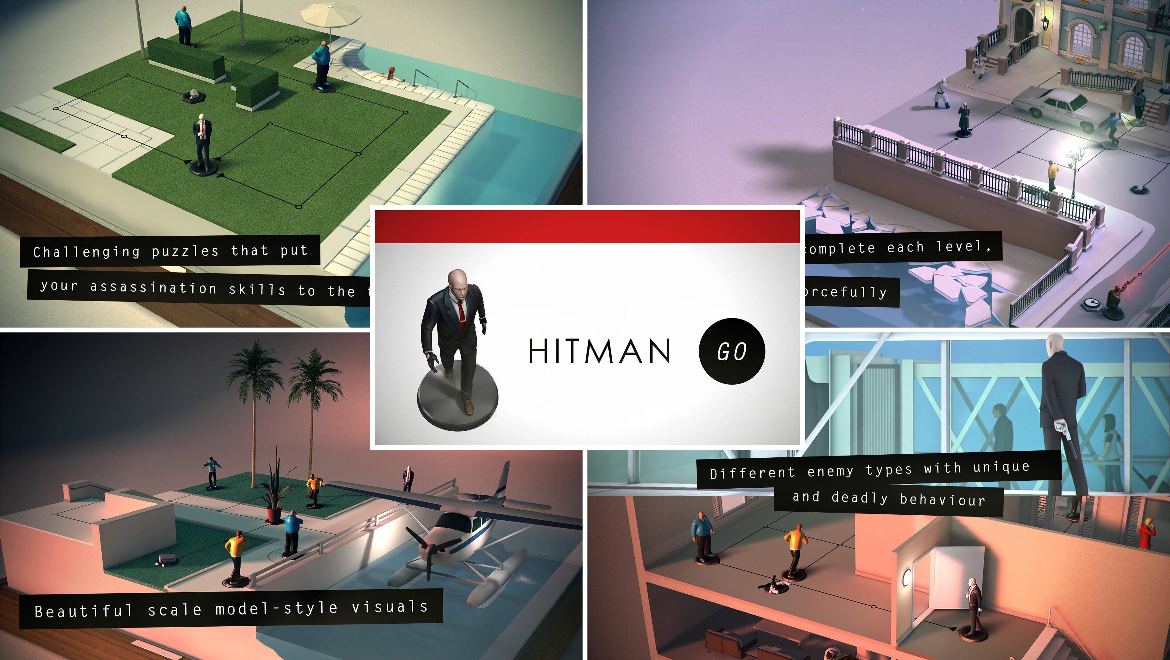 Hitman GO for tvOS Apple TV screenshot 001