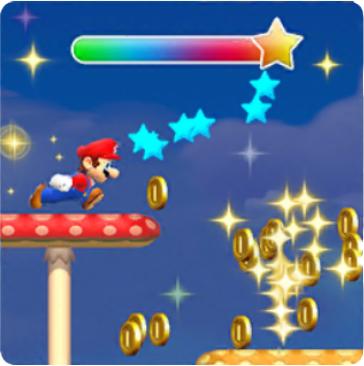 Mario Coin Rush