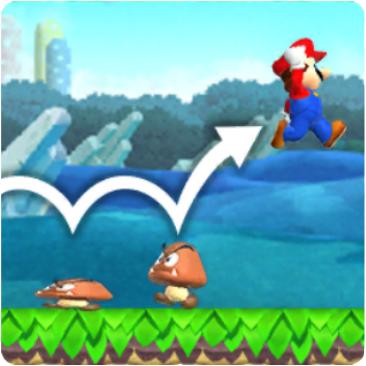 Mario Consecutive Stomps