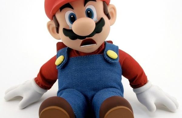 Mario Losing