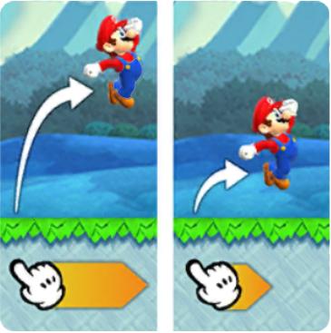 Mario Low Jump