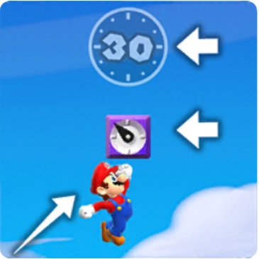 Mario Time Block