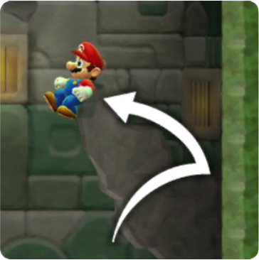 Mario Wall Jump