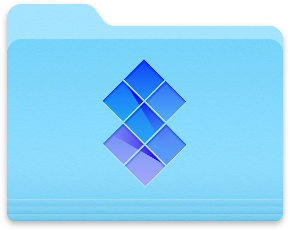 Setapp for macOS folder icon fullsize