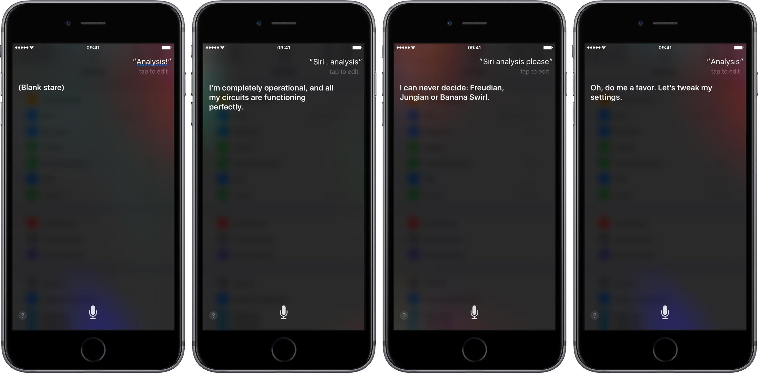 Siri Westworld responses iPhone screenshot 002