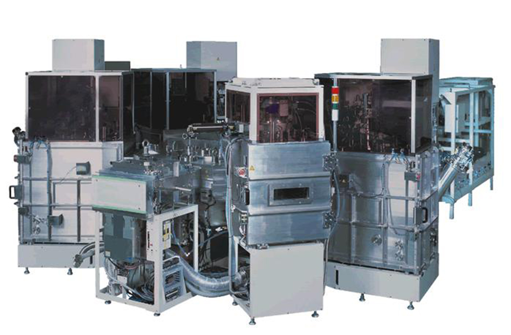 The ELVESS OLED mass production system. Source: Canon Tokki Corp.