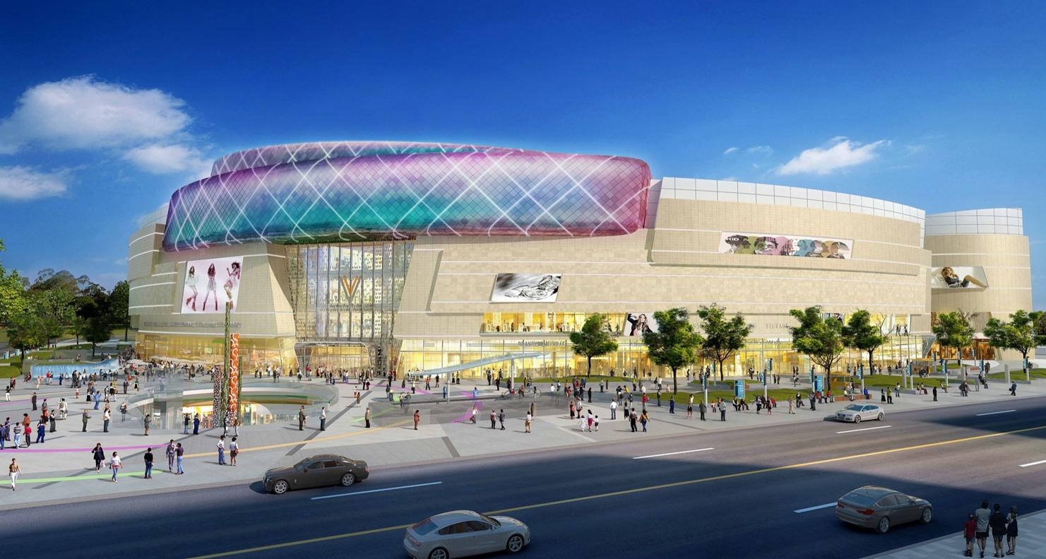 Vanke Mall Qibao China image 001