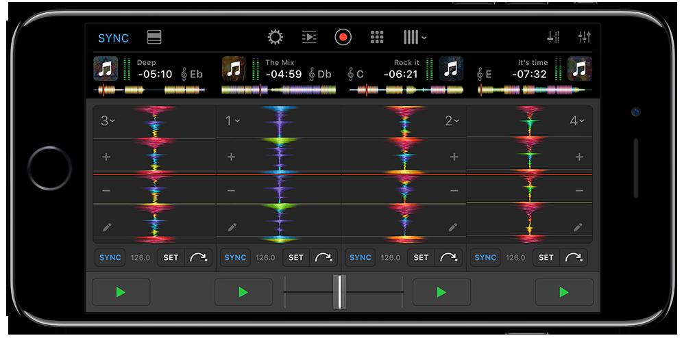Cue Audio Visualizer