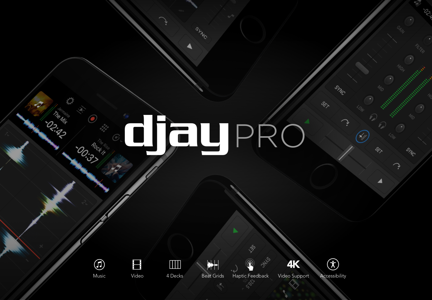 djay Pro for iPhone teaser 001