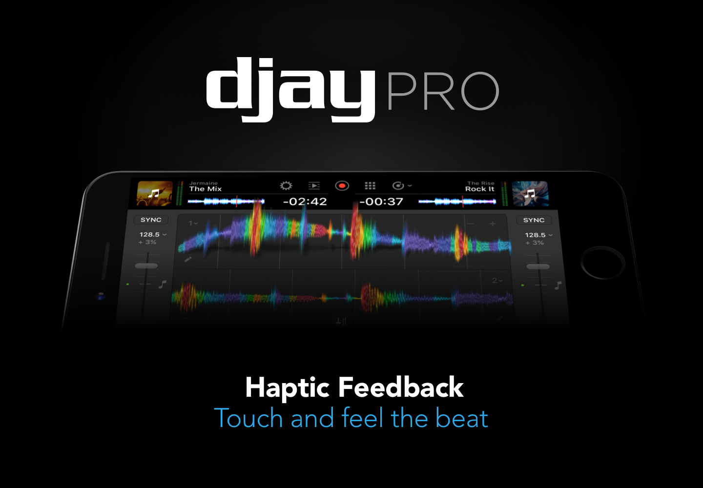 djay Pro for iPhone teaser 002