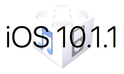iOS 10-1-1 firmware
