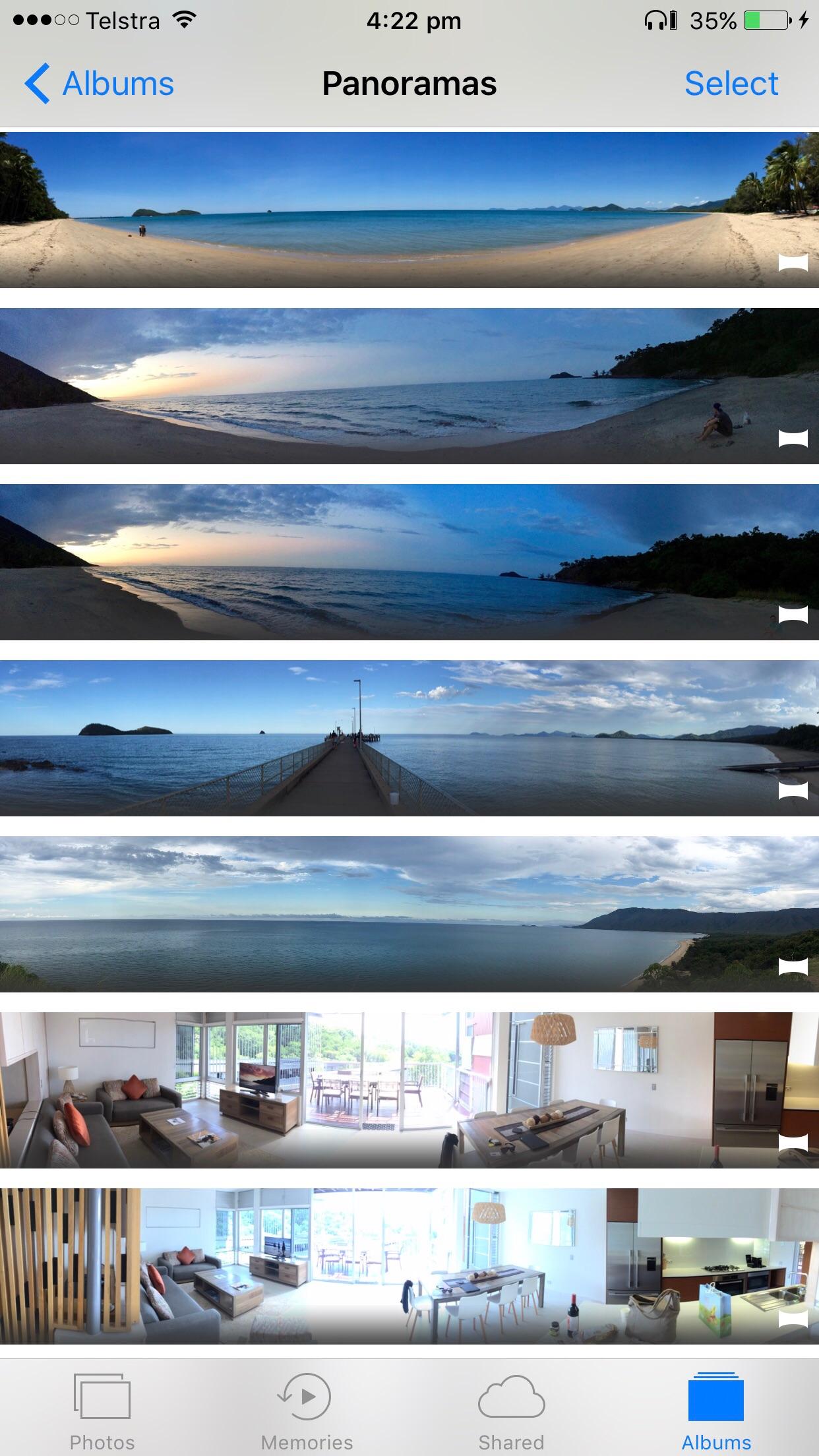iphone tutorial 2 muestra todas las fotos de esta captura de pantalla del día