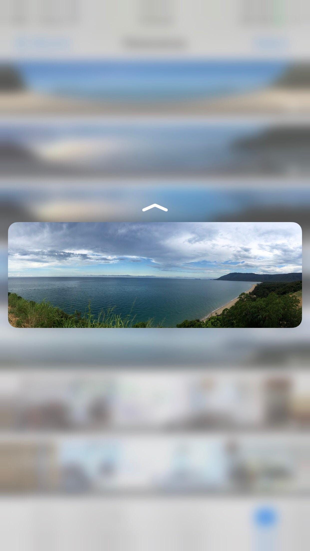 tutorial de iPhone muestra todas las fotos de este día