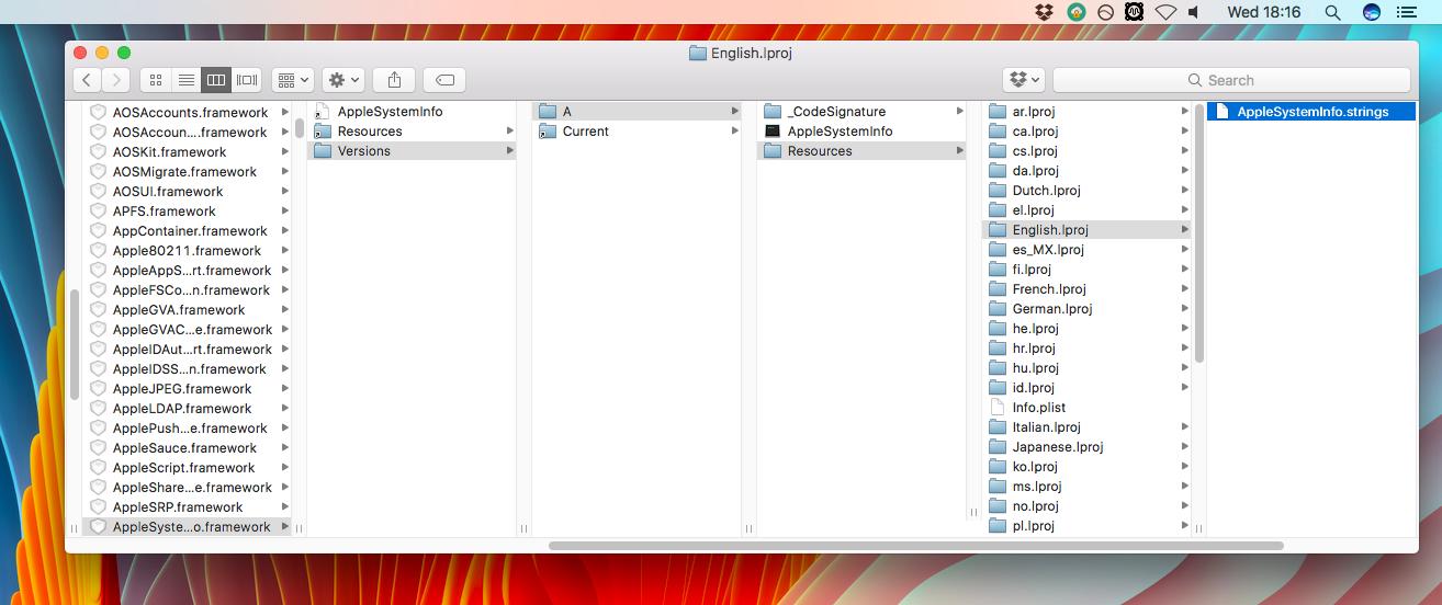 personalizar sobre este nombre de procesador Mac
