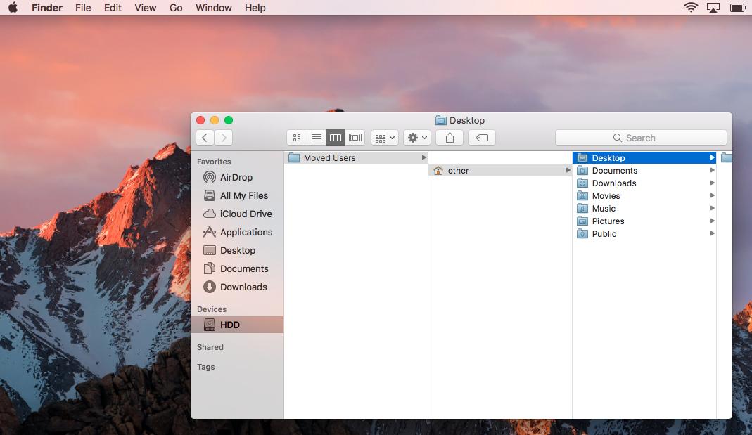 how to make a folder on mac 2017