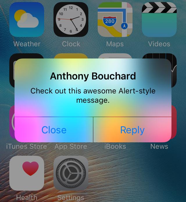 Match com text alerts