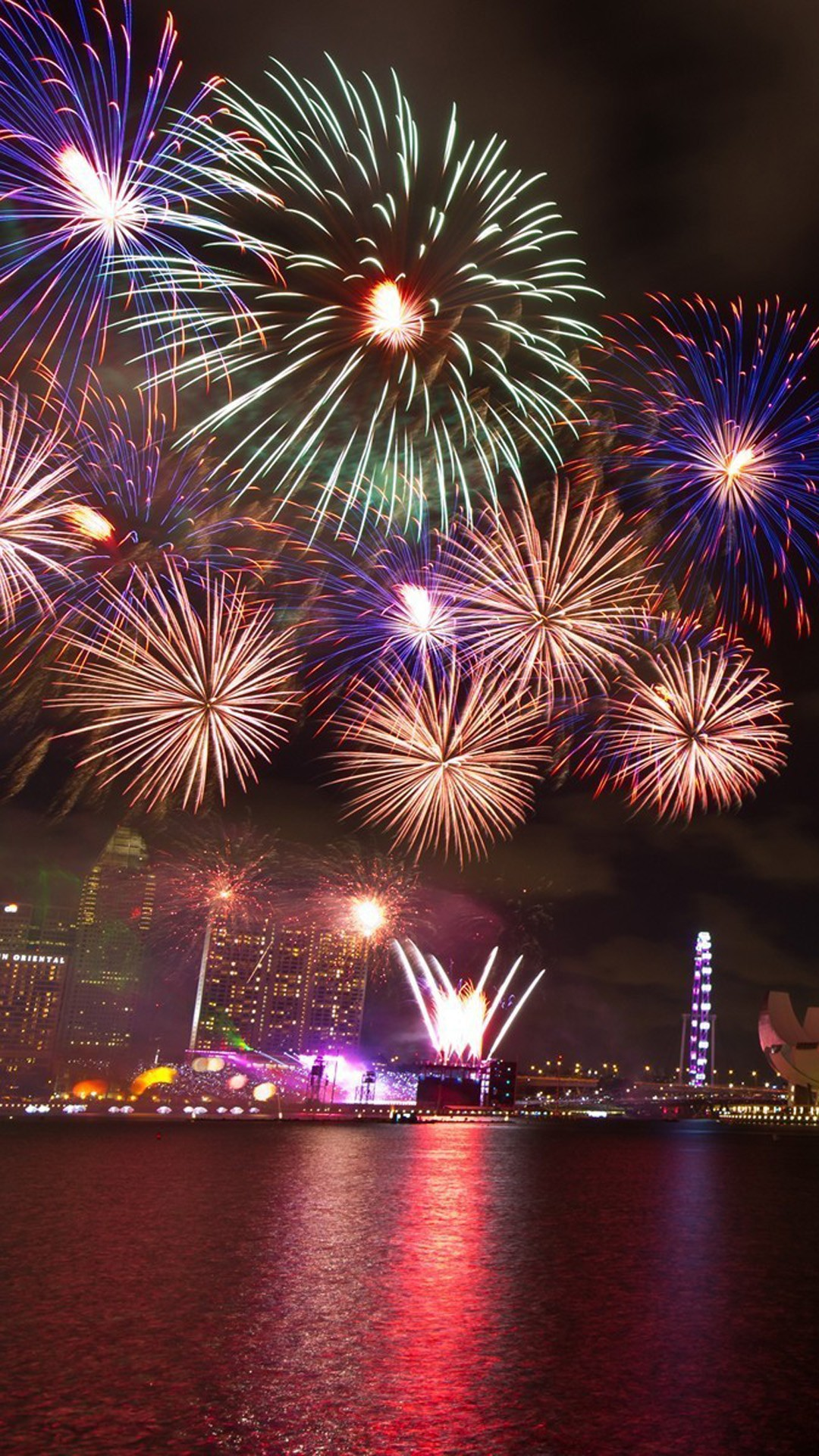 new year fireworks wallpaper locations download left right