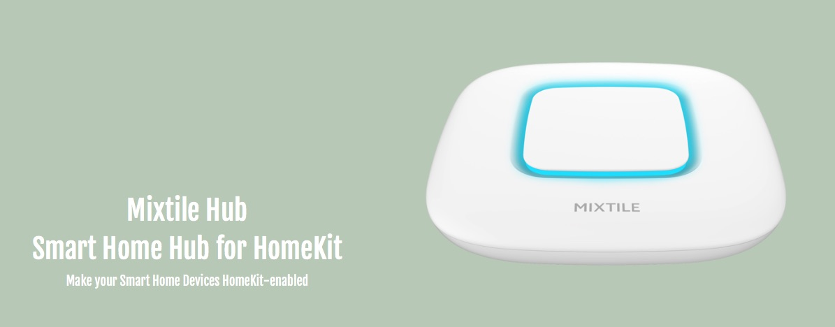 Mixtile HomeKit Hub