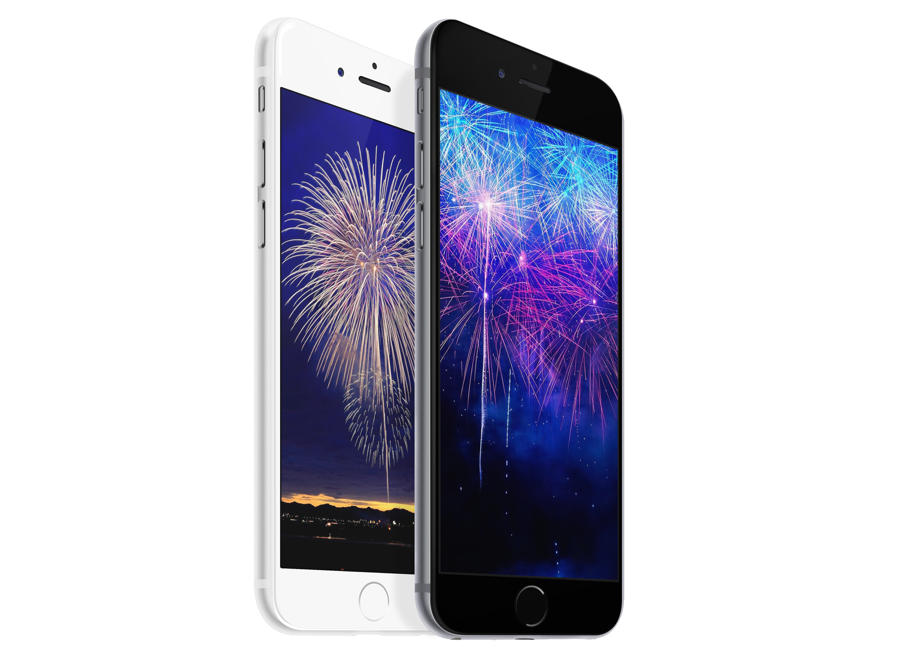 New Year Firework wallpapers splash