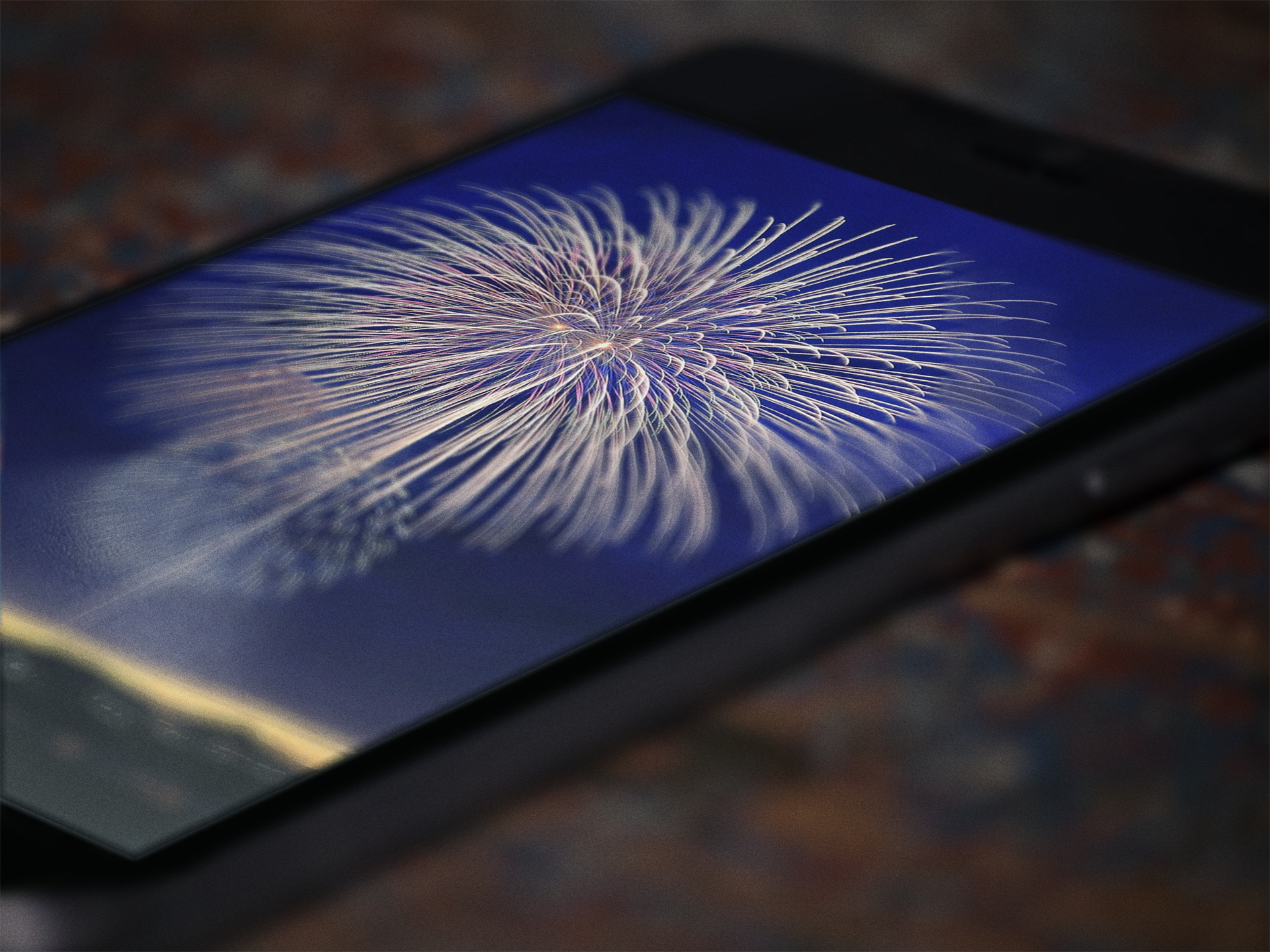new year wallpapers fireworks splash